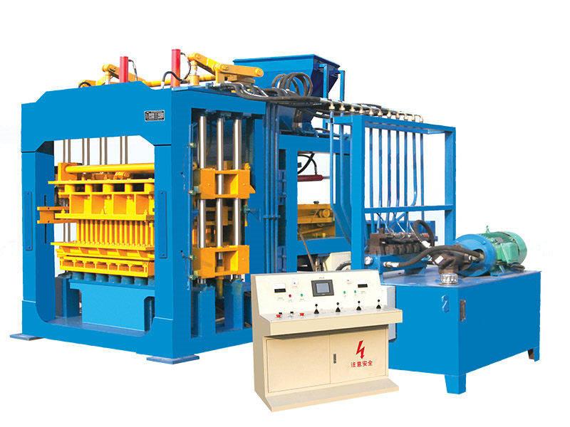 QT8-15C brick making machine