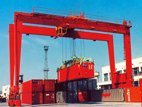 rubber tyred gantry crane (rtg crane) sales