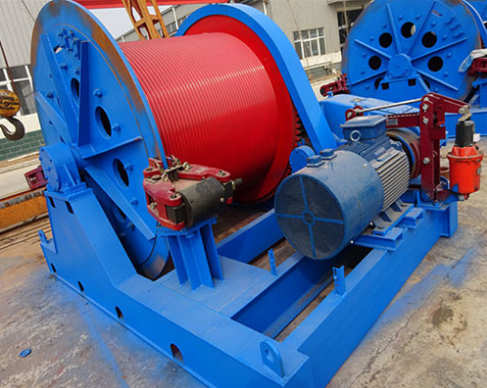 20 ton winch for sale in high quality