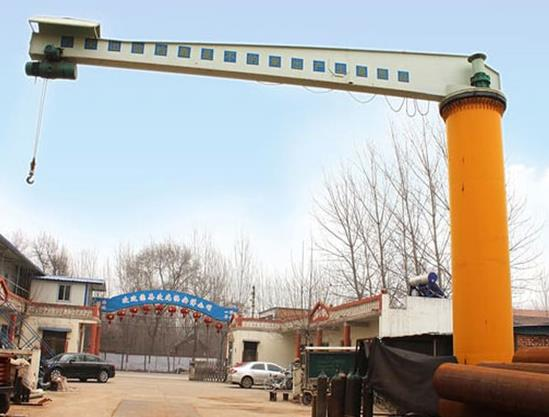 Mountain Jib Crane Imports And Exports