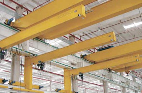 The Relationship Between An Electric Hoist And A Jib Crane