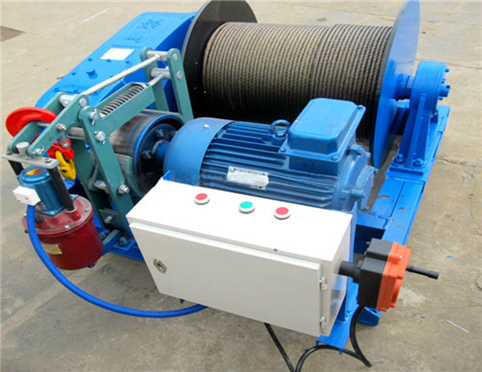 Professional 5 Ton winch for Sale