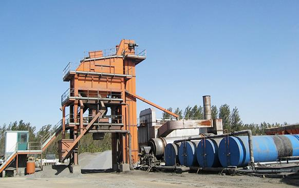 The Best Components To Consider When Getting An Asphalt Mixer Plant