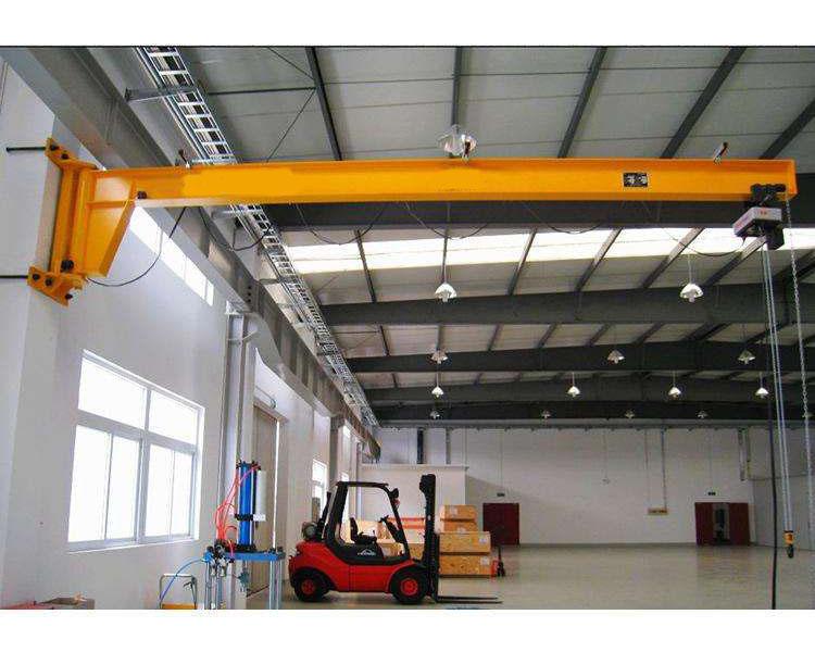 Wall Mounted Jib Crane For Sale